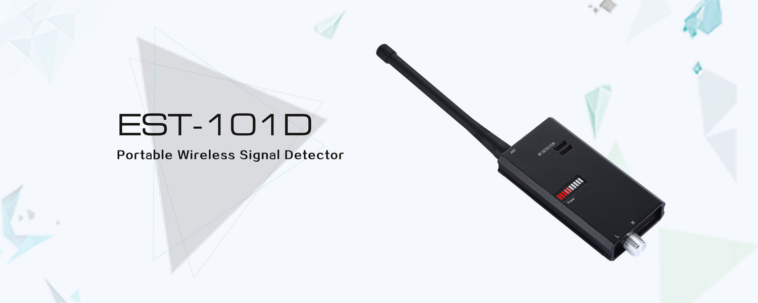 Audio recording jammer , Portable Cell Phone Signal detector