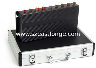 China Power Adjustable Cell Phone Signal Jammer With GSM 930-960MHz DCS 1805-1980MHz supplier
