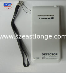 China White CDMA Cell Phone Signal Detector EST-101B With Battery , 824-849MHZ supplier