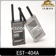 China Portable Wireless Camera Scanner , Spy Wireless Pinhole Detector EST -404A 900-2700Hz supplier