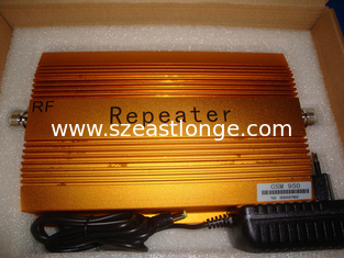 China Gold Indoor GSM Signal Booster 55dbm , Cell Phone Signal Repeater For Home supplier