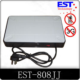 China DCS / PHS Cell Phone Signal Jammer / Blocker Built In Antenna supplier