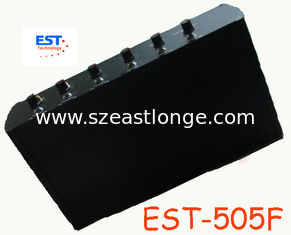 China 34dBm Mobile Phone Remote Control Jammer / Blocker EST-505F For School supplier