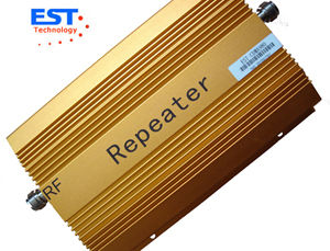 China EST-CDMA980 Cell Phone Signal Repeater / Amplifier , CE RoHs Approved supplier