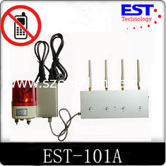 China EST-101AS Custom Cell Phone Signal Detector , 1920-1980MHZ PHS / 3G Detector supplier