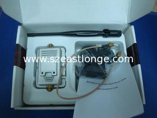 China Outdoor 2400HMZ 1W WIFI Signal Repeater / Booster with 5 dbi Antenna supplier