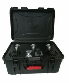 China UAV Anti Drone Box GPS Signal Jammer , High Shielding Range At 1800 Meters supplier