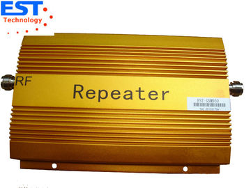 China Full - duplex Home GSM Cell Phone Signal Repeater For Boost Mobile Signal supplier