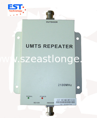 China Silver Full-duplex 3G Repeaters EST-3G950 , Wireless Home Cell Phone Booster supplier