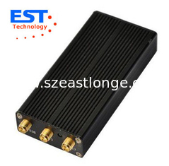 China CDMA / GSM Portable Cell Phone Jammer / Blocker 25dBm With 3 Antenna supplier