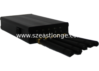 China 2200mhz 30dbm Cell Phone Signal Jammer For Schools With 5 Band , Portable supplier