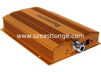 China High Gain Mobile Phone Signal Repeater / Booster / Amplifier With Power Supply supplier