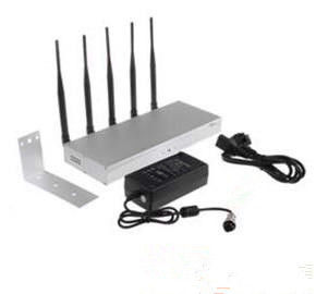 China GSM CDMA Cell Phone Signal Booster Antenna , 3G Wireless Custom Jammer supplier