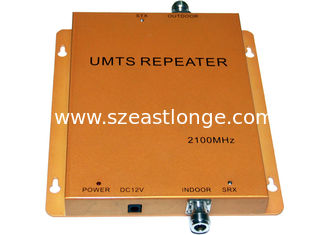 China Cellphone 3G Repeaters 1000m2 Coverage Area , Build-In Indoor Antenna supplier