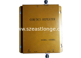 China High Power Dual Band Repeater 900MHz / 1800MHz With GB6993-86 Standard supplier