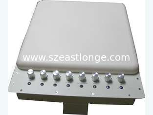 China 4G / WIFI Directional Remote Control Jammer , Cell Phone Signal Jammer supplier