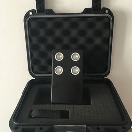China Black Audio Recording Jammer For Security Camera / Hidden Microphone Suppressor supplier