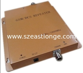 China 900MHZ / 1800MHZ DCS Cell Phone Signal Repeater , Indoor Mobile Phone Signal Repeater supplier