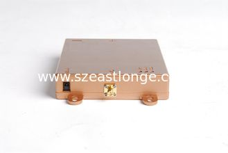 China Gold Lightweight 3G Repeaters , Indoor 65dB Cellphone Signal Booster supplier