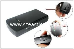 China High Power Mini Portable Cell Phone Signal Jammer Multi functional supplier