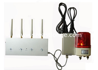 China 2 W AC110V - 240V Cell Phone Signal Detector alarm system CDMA GSM supplier