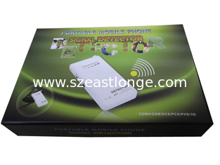 China 890-915MHZ Mobile Phone GSM Signal Detector / Cell Phone Detector EST-101B supplier