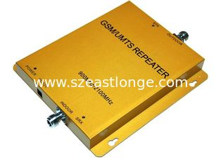 China Dual Band Mobile Phone Signal Repeater Build-In Indoor Antenna For Home supplier