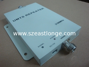 China Automatic 3G Repeaters / 3g booster antenna mobile phone repeater for home supplier