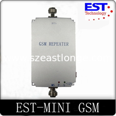 China Cell Phone GSM Signal Booster , 10dBm MINI GSM Mobile Phone Signal Repeater supplier