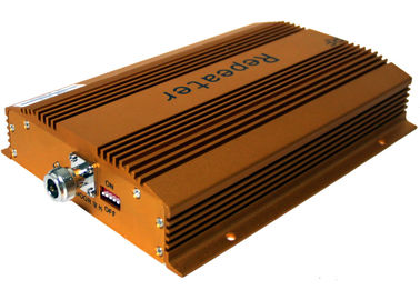 China GSM970 1800MHZ DCS Cell Phone Signal Repeater / Amplifier / Booster For Office supplier