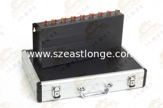 China High Power Cell Phone Signal Jammer With 2G/3G/4G1/4G2/WIFI For Schools and Army supplier