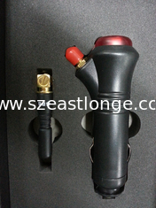 China Car Anti-tracker Cell Phone Signal Jammers With Switch / Omni Antenna supplier