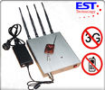 China High Powered Cell Phone Signal Jammer , Cell Phone Signal Blocker factory