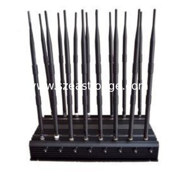 Camera jammer - Buy High Power 3G (TDSCDMA/WCDMA/CDMA2000) Cell phone Signal Jammer with Remote Control