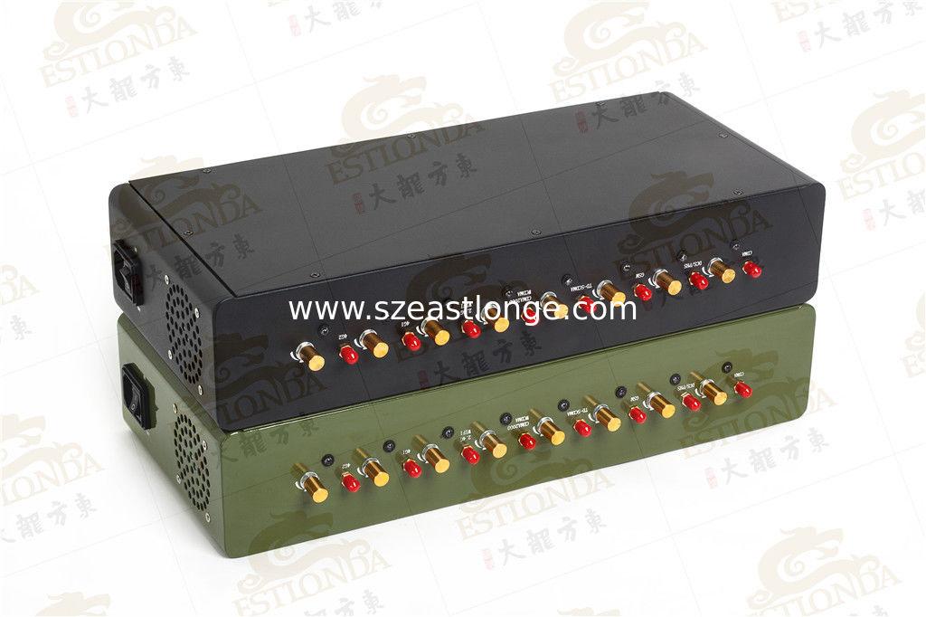 Power Source External Antenna Jammer Cell Phone Signal