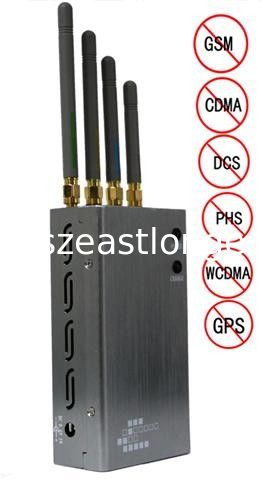 Cell phone jammer blocker , Best Signal Jammer - Mini Portable Cell Phone Jammer(CDMA,GSM,DCS,PHS,3G)