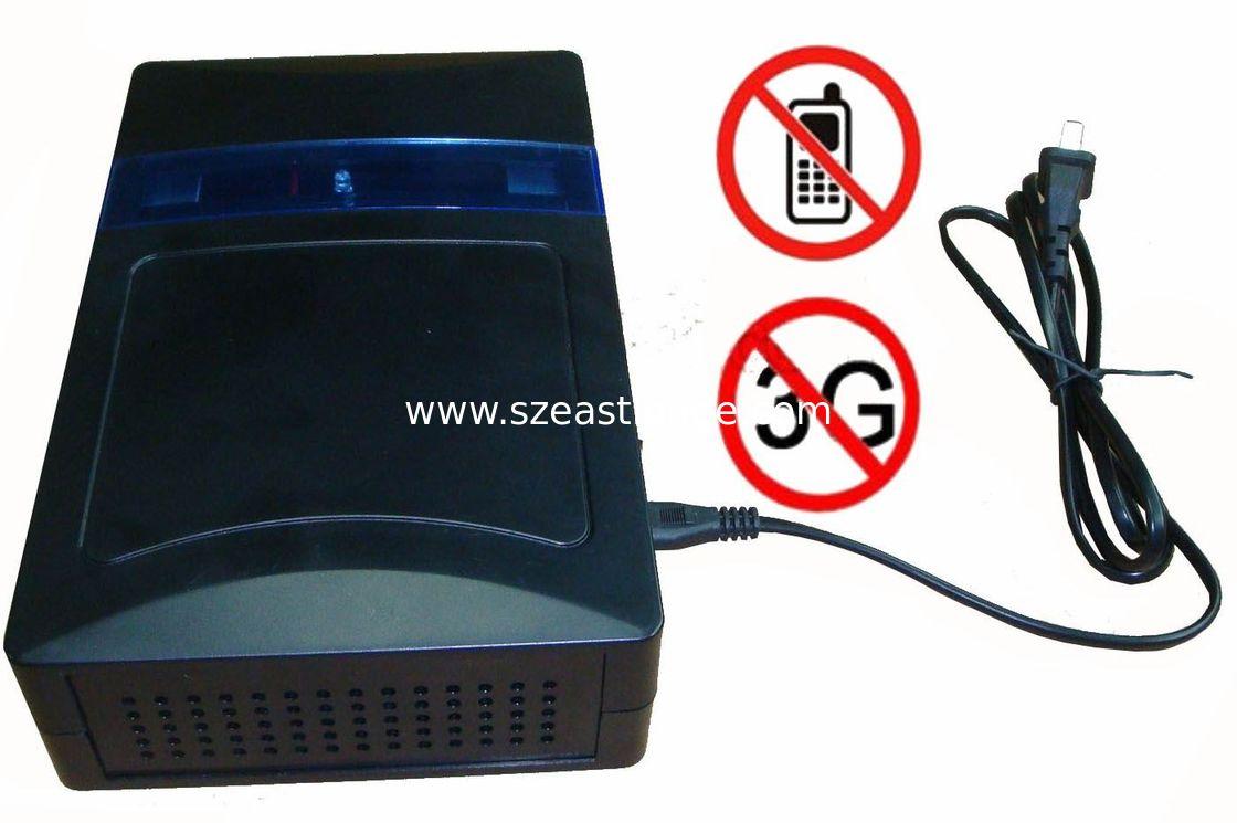 CDMA 3G Cell Phone Signal Jammer 808JJJ Built-In Antenna For