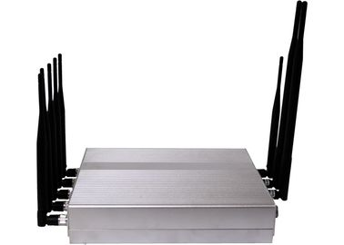 China 8 antenna VHF/UHF +3G mobile phone signla jammer/blocker distributor