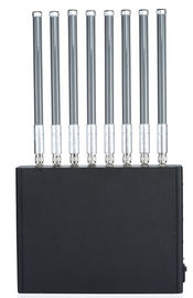 China Medium Power Cell Phone Signal Jammer , Pocket Cell Phone Jammer factory