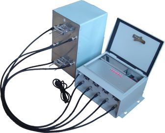 China EST-808LA High Power Jammer 42dBm , Cell Phone Signal Jammer For Custom distributor