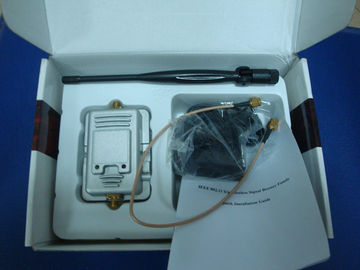 China Outdoor 2400HMZ 1W WIFI Signal Repeater / Booster with 5 dbi Antenna factory