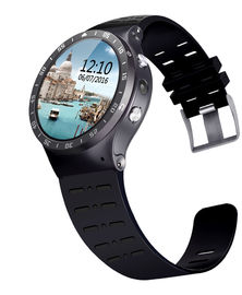 China 1.33 ONCELL Full Round Screen Android Smart Watch Phone with 8GB ROM 5.0 MP Camera GPS distributor