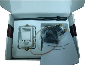 China 1W Indoor WIFI Signal Repeater With 5 dbi Antenna And SMA Connector factory