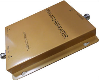China 900MHz / 2100MHz Outdoor Dual Band Signal Repeater With 2000m² Coverage Area distributor
