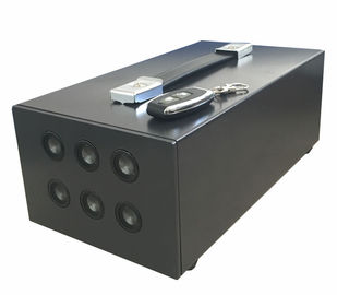 China Ultrasonic Audio Recording Jammer 2-4 m Shielding Radius Eavesdropping Blocking System factory