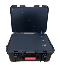 China Counter Drone Equipment Portable UAV Interceptor Anti Civil Drone Device EST-710B distributor