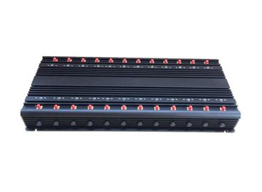 China EST-502F24 Cell Phone Signal Jammer OEM 24 Bands All Wireless Signal Blocker factory