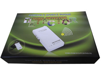 China 890-915MHZ Mobile Phone GSM Signal Detector / Cell Phone Detector EST-101B factory