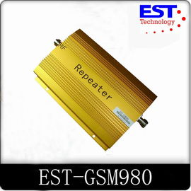 China GSM Signal Booster , Mobile Phone Signal Repeater coverage area 2000m2 factory