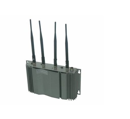 CDMA / GSM 3G Cell Phone Frequency Jammer 33dBm with 20m Jamming Range